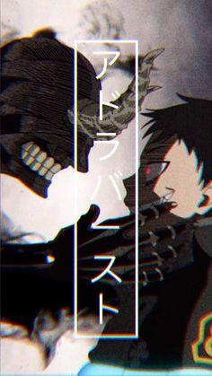 Shinra infernal wallpaper