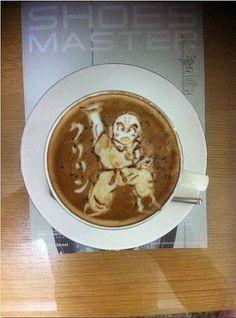 DB Latte art
