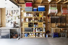 Tidy It Up :The Garage by Ace Blogger @scoops