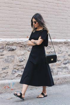 The Fashion Medley - Super Afim - Look Minimalista!