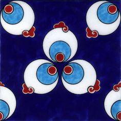 Cintemani Tiles C001Tile Sizes: 12x12 cm - 20x20 cm - 23,5x23,5 cm - 29,5x29,5 cm - 41,5x41,5 cm