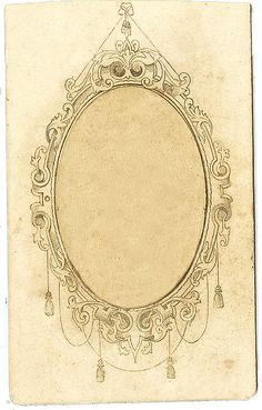 Frame possibility for Doomsday's tattoo (instead of hanging tassels, maybe dangling fish skeletons like her collar) Vintage Frames, Vintage Prints, Vintage Frame Tattoo, Antique Tattoo, Victorian Frame Tattoos, Vintage Style, Patterns Background, Tigh Tattoo, Collages D'images