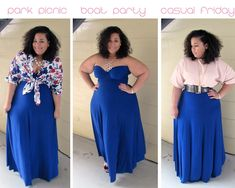 GarnerStyle | The Curvy Girl Guide: Free & Clear with Swapdom