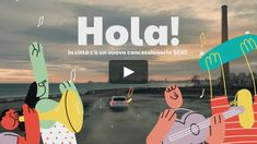 """This is """"SEAT Italy campaign x Miguel Angel Camprubi"""" by miguelangelcamprubi on Vimeo, the home for high quality videos and the people who love them. Miguel Angel, Eve Online, Mike Mignola, Cyberpunk, Motion Graphs, V Video, City Sketch, Ticket Design, Powerpoint Design Templates"""