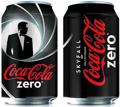 Coca-Cola Limited Edition 'James Bond' Series.  Molaría más que hicieran una de 'Mad Men' ;)
