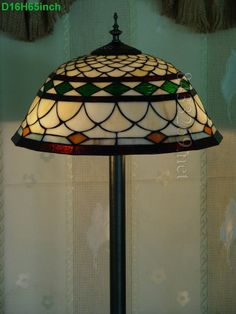 Palace Tiffany Lamp	16S30-7F7