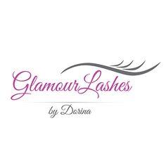 Design logo salon aplicare extensii gene false - Glamour Lashes, realizat de logo1.ro #BeautySalonLogo #logodesign #logosalonextensiigene Gene, Design Logo, Lashes, Design Ideas, Glamour, Marketing, Logos, Feminine, Salon Logo