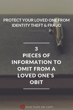 Read this collection of the best obituary examples to help make writing easier. Includes examples of obituaries for mom, dad, children, grandparents & military. Start Writing, Writing Help, Identity Fraud, When Someone Dies, Funeral Planning, End Of Life, Love Life, Soldiers, Need To Know