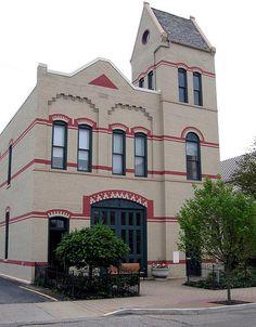 Holland City Hall and Firehouse No. 2; Holland, MI