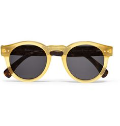 Illesteva sunnies...beautiful.