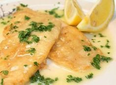 varoma fish fillet and lemon sauce with thermomix - thermomix recipe. - varoma fish fillet and lemon sauce with thermomix, a delicious fish dish for your main meal. Pureed Food Recipes, Sauce Recipes, Fish Recipes, Meat Recipes, Seafood Recipes, Cooking Recipes, Healthy Recipes, Bbq Pitmasters, Thermomix Desserts