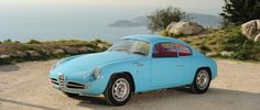 Featured Listing – 1958 Alfa Romeo Giulietta Sprint Veloce Zagato - SCD Motors - The Sports, Racing and Vintage Car Market
