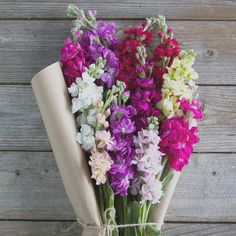 You Rock Flower Bouquet