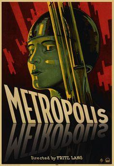 Another Metropolis poster.