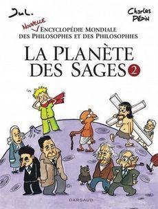 La Planète des Sages - T2, Charles Pépin et Jul ~ Le Bouquinovore