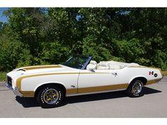 1972 HURST Oldsmobile Cutlass
