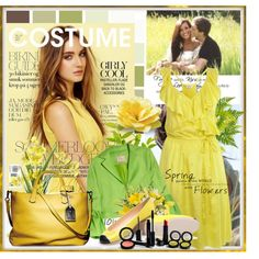 Spring Paints the World, created by fashiontake-out on Polyvore