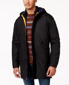 Barbour Kellen Waxed-Cotton Contrast-Zipper Jacket