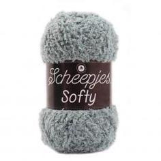 Dein Wollshop.de   Scheepjes Softy (484)   online kaufen Winter Hats, Delicate, Crafts, Products, Amigurumi, Fabric Animals, Threading, Puppets, Breien