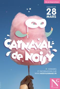 Carnaval de Noisy by Graphéine In relation to getting a tailor made imprinted poster through Graphic Design Posters, Graphic Design Inspiration, Typography Design, Branding Design, Typo Design, Design Flyers, Illustration Design Graphique, Art Graphique, Graphic Illustration
