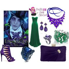 Unhinged {by A.G. Howard} outfit