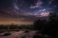 Photo Essay: A Look at the Full Carolina Moon