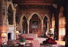 Mount Stuart House, Isle of Bute, Scotland - www.castlesandmanorhouses.com