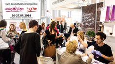 International Cosmetic Beauty Vision  2014, 26-27.04.2014r, Poznań, Poland.