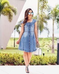 """4,968 Likes, 282 Comments - P A O L A S A N T A N A (@paaolasantanaa) on Instagram: """"{Vestido Lindo de Viver da @lalinha_fashion} @lalinha_fashion Para compra: Whats(11) 98780-9132…"""""""