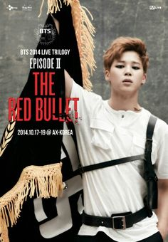 """Jimin for """"The Red Bullet Episode II"""" (2)"""