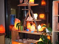 The Salt Spa of Asheville and Himalayan Salt Cave offers Salt Therapy and Himalayan Salt Products in our Salt Shop. Special Locally made gifts are available as well, many of them exclusively at The Salt Spa Asheville. Salt Cave Spa, Himalayan Salt Cave, Glow, Therapy, Night, Shopping, Beautiful, Decor