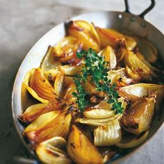 Maggie Beer's Baby Onions Roasted in Vino Cotto