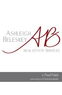 Handwritten & Designed for Ashleigh Belesky, Real Estate Agent.