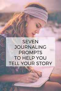 One of the most important ways I help women practice self-care is by giving them ways to tell their stories. So often our stories get stuck inside us, and we long to get them out. There are many ways to...