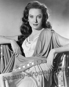 Deborah Kerr photo, British actress Old Hollywood actresses' photos