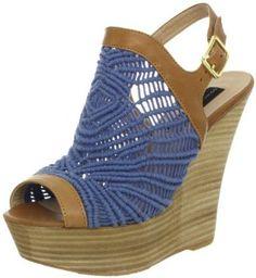 STEVEN by Steve Madden Women's Jackks Wedge Sandal: Price: $97.47 - $149.95