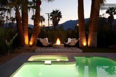 Duane House : Your private resort.  in Palm Springs from $275 per night