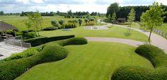 Landscape Focused: landscape, garden design ideas — Landscape and garden architecture by Stijn...