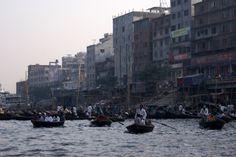 Dhaka, Bangladesh, by Logan Boon