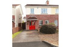 Semi-detached - For Sale - Lucan, Dublin Semi Detached, Detached House, Lorraine, Renting A House, Dublin, Property For Sale, Shed, Real Estate, Houses