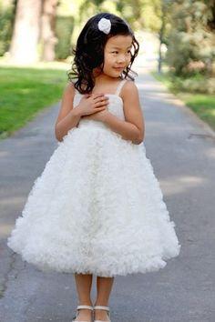 Sweet Pattis White Enchanted Dress