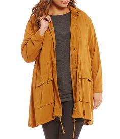 92173f24c0f Gibson and Latimer Plus Anorak Jacket  Dillards Anorak Jacket