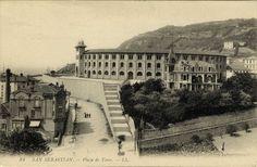 San Sebastián : plaza de toros, 19--?