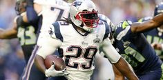 New England Patriots' LeGarrette Blount Suspended For One Game