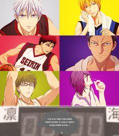 Generation of Miracles - Kuroko no Basket Midorima Shintarou, Generation Of Miracles, Kuroko's Basketball, Kuroko No Basket, Legend Of Korra, The Last Airbender, A Team, Pokemon, Anime