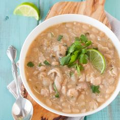 Foodgawker - Slow Cooker White Chicken Chili
