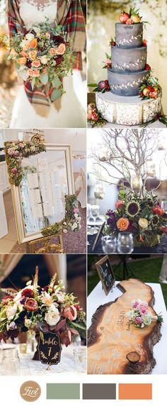 country wedding ideas for 2017 autumn