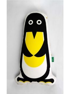 Cuscino pinguino