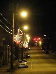 Looking towards Bradley Street - 2011 - my personal photo - Carrollton Georgia
