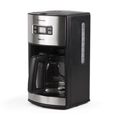 Coffee Maker 12 Cup Automatic Programmable Electronic Control LCD Brand NEW